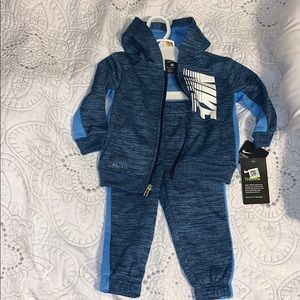 NWT toddler boys size 12 months Nike Tracksuit